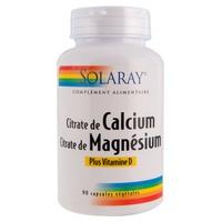 Calcium, Magnesium, Vitamin D.