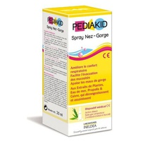 Pediakid spray nariz y garganta (nasal y bucal)