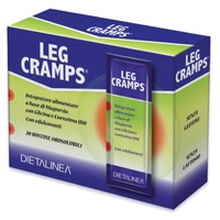 Crampes dans les jambes