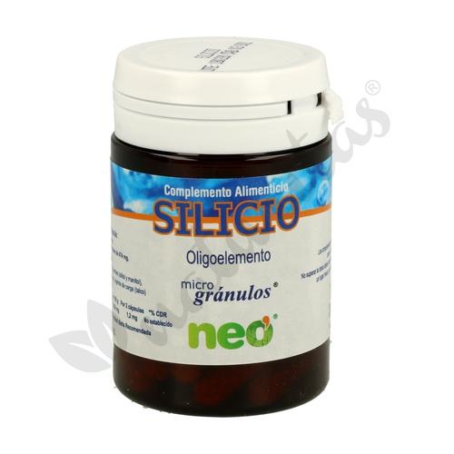 Silicio 50 cápsulas de Neo Vital Health