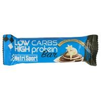 Barrita Low Carbs High Protein (Sabor Galletas con Crema)