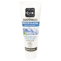 Toothpaste Glacial Freshness With Fluorine Mint Menthol
