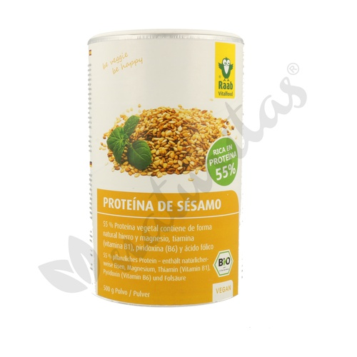 Proteina Sésamo  500 gr de Raab