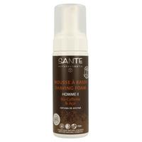 Organiczna kofeina i organiczna pianka do golenia Açai