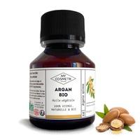 Aceite vegetal orgánico de argán