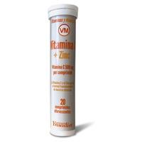 Vitamina C + Zinc Efervescente