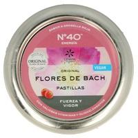 Pastillas Flores De Bach SOS Energía