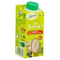 Crema de Soja Líquida para Cocinar Bio