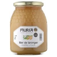 Miel de fleur d'oranger cristallisé