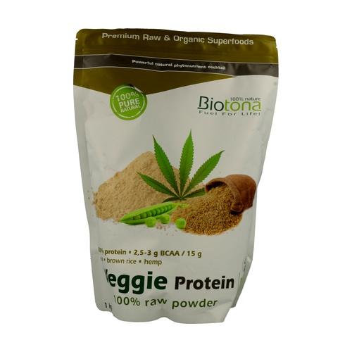 Veggie Protein Raw Bio