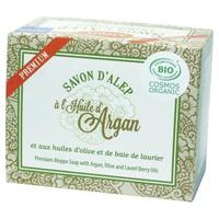 Jabón de Alepo Premium con aceite de argán