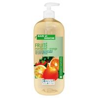 Gel de ducha con mandarina y naranja