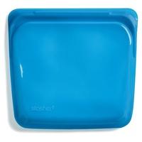Sac de rangement sandwich en silicone réutilisable Blueberry