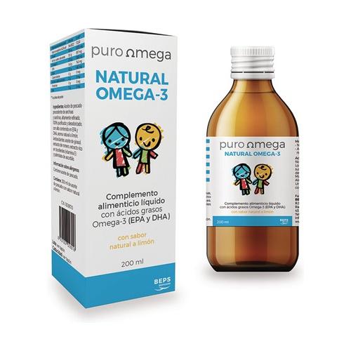 Natural Omega 3 Niños