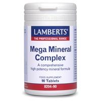 Mega complexe minéral