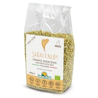 Saracenum, the Italian hulled buckwheat