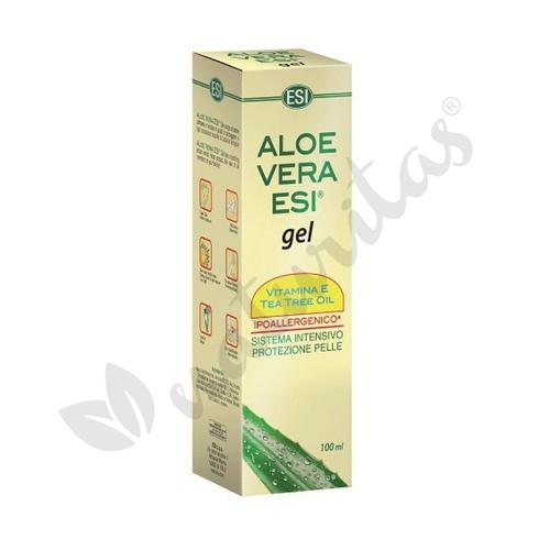 Aloe vera gel con árbol del té