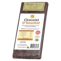 Chocolat noir O'Souchet : 18% souchet bio