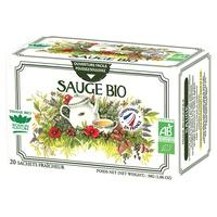 Organiczna herbata ziołowa z szałwii