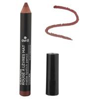 Matte lipstick pencil Rose Crépuscule Certified organic