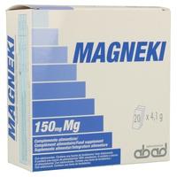 Magneki Eferves Músculos Y Huesos (Antiguo Magneva)