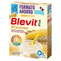 Blevit Plus 8 Cereals with Honey New Formula 5m +