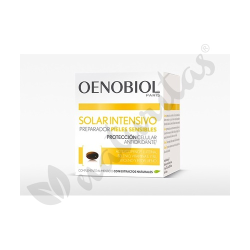 Oenobiol Solar Intensivo Pieles Sensibles