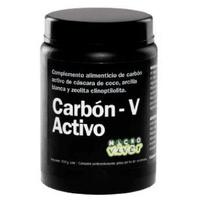Carbón activo