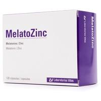 MelatoZinc (Melatonina y Zinc)