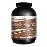 Mass Carbo (Sabor Fresa)
