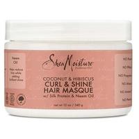 Shea Moisture C & H Curl Treat Masc 12oz / Nuovo