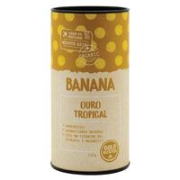 Banana en polvo