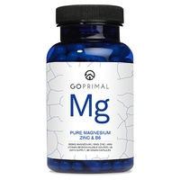 Pure Magnesium Zinc and B6