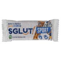 Barra de proteína salada con semillas sin gluten