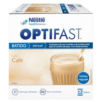 Optifast Batido Café Descafeinado