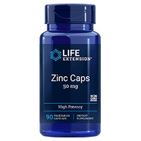 Zinc Caps High Potency