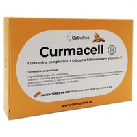 Curmacell Turmeric and Vitamin C