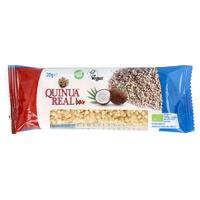 Quinoa Real und Coconut Bar