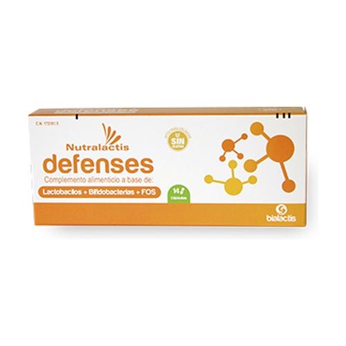 Nutralactics Defenses