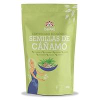 Organic Unshelled Hemp Seeds