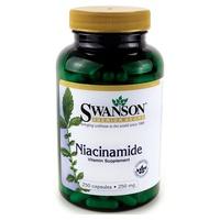 Niacinamide, 250 mg