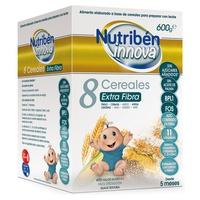 Papilla Innova 8 Cereales Extrafibra