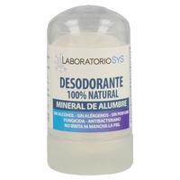 Desodorante Natural con Mineral de Alumbre 60 gr de Laboratorio SYS