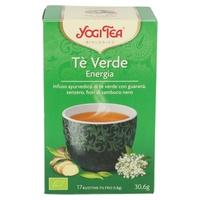 Energia zielonej herbaty