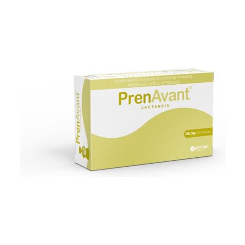 PrenAvant Lactancia
