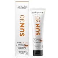 Crème solaire antioxydante pour le visage et le corps SPF 30