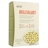 Bellsiluet Vanilla Custard with Cereals