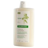 Frequent use oat milk shampoo