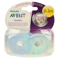 Philips Avent Soothies Pacifiers SCF194 / 01