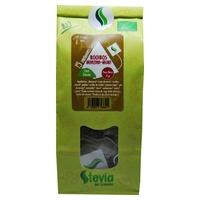 Rooibos Manzana - Mora con stevia Bio